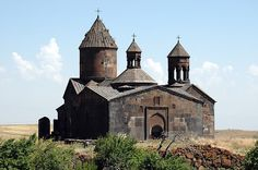 Monastery Saghmosavank, Armenia