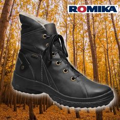 de70ec4f Meet Spike Lady, a gorgeous boot by Romika! Josef Seibel Shoes, Timberland  Boots