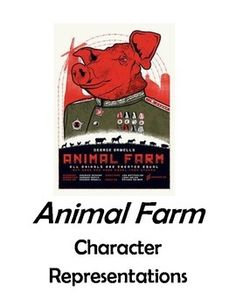 the real life counterparts of the animals in animal farm by george orwell Christopher hitchens on animal rights, our human hubris, and the lesser appreciated moral of george orwell's animal farm all animals are equal but some animals are more equal than others.
