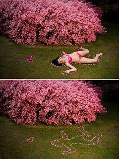 Alva Bernadine - Pink Blossoms - Gratuitous Sex and Violence My Favourite