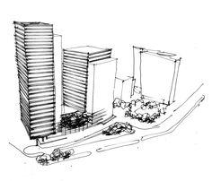 Galeria de Morumbi Corporate / aflalo/gasperini arquitetos - 17
