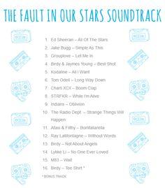 #TFIOS soundtrack. Listen to it. Now.