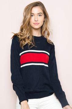 Brandy ♥ Melville |  Jayden Sweater - Sweaters - Clothing https://bellanblue.com