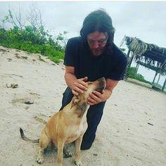 Norman in Costa Rica