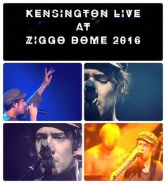 In case you missed it: it's on YouTube! So you can watch it there... I guess we'll doing it all over. We'll doing it all again  Screenshots by me. #kensingtonband #kstziggo