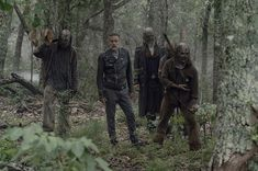 """The Walking Dead: Negan Joining the Whisperers Brings """"Interesting and Surprising"""" Turns to Season The Walking Dead, Walking Dead Season 9, Walking Dead Zombies, Daryl And Carol, Talking To The Dead, Night Terror, Jeffrey Dean Morgan, Sci Fi Horror, Fantasy Movies"""