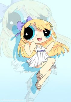 Blossom by macciii on DeviantArt Boy And Girl Cartoon, Couple Cartoon, Cartoon Shows, Up Girl, Bubbles And Boomer, Cartoon Network Powerpuff Girls, Power Puff Girls Z, Super Nana, Anime Toon