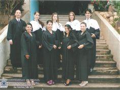 Con mis compañeros :D licensss xD