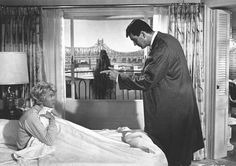 "Leading Couples Doris Day and Rock Hudson in ""Pillow Talk"" - Universal) Doris Day Show, Doris Day Movies, All Movies, Movies And Tv Shows, Pillow Talk Movie, Rock Hudson, She Movie, Movie Releases, Dory"
