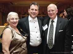 Steve Kase (center) with TMA Members.  Banquet at the Butterfield Country Club, Oak Park Illinois on March 23, 2013 #TMA #McLarenPhotographic #mclarenphotos © 2013 McLaren Photographic LLC http://www.mclarenphotographic.com