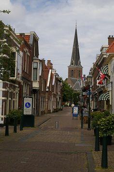 Kerkstraat Voorburg Holland Cities, Visit Holland, Holland Beach, The Hague, Where To Go, Big Ben, Netherlands, Dutch, Cool Photos