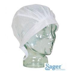 GORRA rejilla Referencia  1801 180 Marca:  Sager Uniformes  GORRA rejilla  100% Poliamida suave  Recoge cabellos de rejilla transpirable  Goma elástica regulable con botón  Visera de rejilla