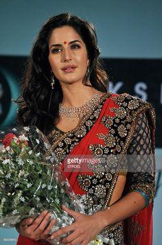Indian Bollywood actress Katrina Kaif poses at a product launch ceremony in Mumbai late April 8, 2010.