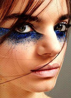 43 ideas makeup glitter editorial sparkle What's Makeup ? What is Makeup ? Generally, what's makeup ? What Is Makeup, Eye Makeup Tips, Makeup Ideas, Worst Makeup, Makeup Products, Makeup Inspiration, Sparkle Makeup, Gold Sparkle, Glitter Make Up