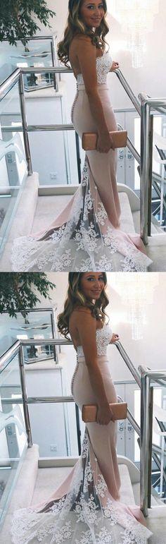 Mermaid bridesmaid dresses,prom dresses,elegant prom gowns,evening dresses lace appliques,mermaid formal dress #mermaidpromdresses #bridesmaiddresses  #prom #dresses #longpromdress #promdress #eveningdress #promdresses #partydresses