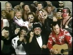 wwf superstars 1986 | 10 Craptacular Musical Performances by 1980s Wrestling Superstars