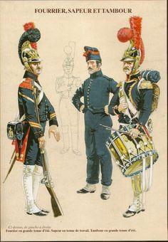 NAP- France: Les Sapers du Genie del la Garde Imperial 1811-1815, by Michel Pétard.