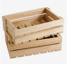 Antique Wood Fruit Crates Small Box,small plain wood boxes,antique small wooden box,wood boxes for fruit vegetables Small Wooden Crates, Wooden Crate Boxes, Pallet Boxes, Wood Crates, Wood Boxes, Wood Pallets, Small Wood Box, Hamper Boxes, Storage Boxes