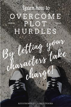 Learn how to create realistic plot choices and let your characters lead your story with this easy 4 step method.