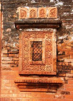 Terracotta Panel ChunaKhola MOsque