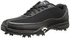 Callaway Footwear Men's Chev Aero II Golf Shoe, Black/Black, 13 M US Callaway Footwear http://www.amazon.com/dp/B00KDPKBY2/ref=cm_sw_r_pi_dp_woNovb1M9XXVD