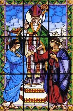 el blog del padre eduardo: ¿Quién fue san Valentín?