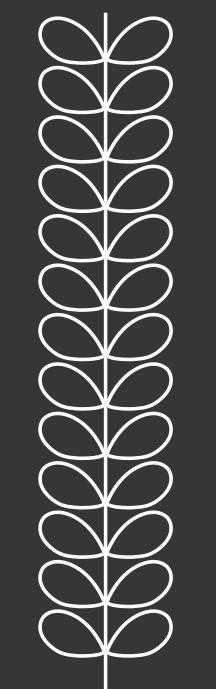 ORLA KIELY - LINEAR STEM