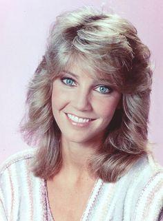 1982 Hair Heather Locklear80s HairFeathered