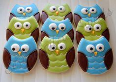 Boy owls