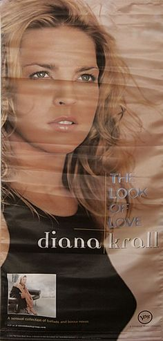 Diana Krall Is Very Good At Singing Jazz Standards In A