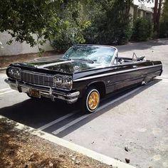 64 Chevy Impala Rag Low low.....