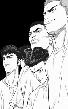 New Ideas Basket Ball Cartoon Slam Dunk Manga Art, Manga Anime, Anime Art, Slam Dunk Manga, Manga Pages, Animes Wallpapers, Love Illustration, Manga Comics, Kawaii