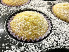 muffins arancia e mandorle