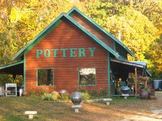 Pottery is still very much alive in the Cambridge Area ...including the Clay Collective and Fall Studio Tours