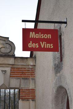 Maison des vins cheverny