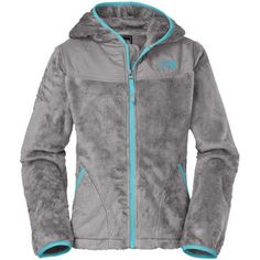 THIRTY happy reviews on the Oso Hoodie (Girl's) #NorthFace at RockCreek.com