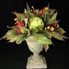 Tuscan arrangement