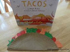 My daughter was given a book called, Dragons Love Tacos by Adam Rubin as a gift from her Preschool last Christmas. We have read this book...