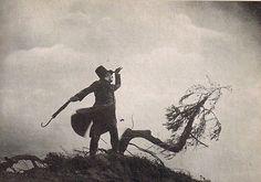 still from Der Student von Prague (1926), directed by Henrik Galeen