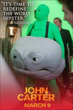 John Carter... LOL