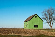 Green by Matt Penning