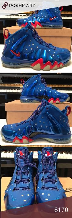 save off 19a27 3e98f Nike Barkley Posite Max