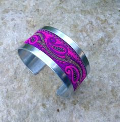 Armreif HEA von Anina Portatadino  auf DaWanda.com Pretty Rings, Cuff Bracelets, Etsy, Link, Party, Jewelry, Fashion, Bangle, Armband