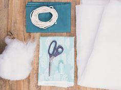 DIY tutorial: Sew a Baby Travel Bed  via DaWanda.com