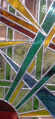 Art Deco Stained Glass Patterns | Fashion design & realisation - context of practice: Research for my ...