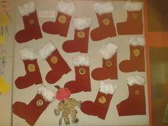 Mikulášská bota Gingerbread Cookies, Desserts, Tailgate Desserts, Ginger Cookies, Dessert, Deserts, Food Deserts, Postres