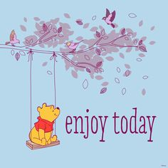 Cute Winnie the Pooh! Cute Winnie The Pooh, Winnie The Pooh Quotes, Happy Morning, Good Morning, Cute Photos, Cute Pictures, Pooh Bear, Eeyore, Disney Quotes