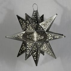Shop Quintana Roo  9625 Tin Moravian Star Pendant at ATG Stores. Browse our mini pendant lights, all with free shipping and best price guaranteed.