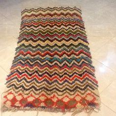 Moroccan Azilal rug,berber rug, handmade moroccan carpet,vintage bohémien rug,boho carpet,Original moroccan rug,autentic carpet,ibiza style di MoroccanInteriors su Etsy