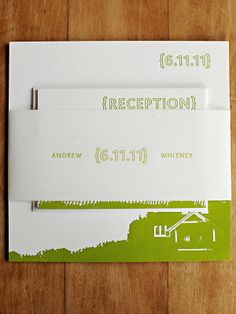 Modern Beach Invitations